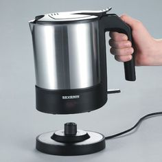 Severin WK 3364 Wasserkocher (1800 Watt, 1,5 Liter
