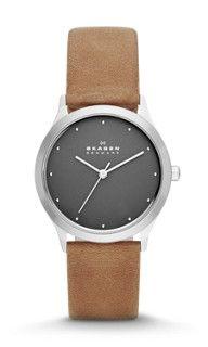Jørn Women's Leather Watch