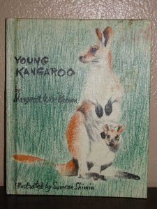 Young kangaroo / by Margaret Wise Brown ; illustrated by Symeon Shimin: Margaret Wise Brown: Amazon.com: Books