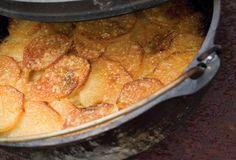 Parmesan Potato Gratin