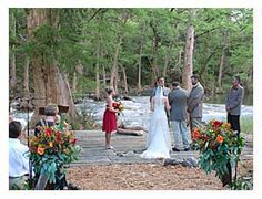 Location-Old Glory Ranch Wimberley Tx. Holds up to 500 guests, right on the Blanco