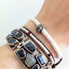 Labradorite Labradorite, Gemstones, Bracelets, Jewelry, Fashion, Moda, Jewlery, Bijoux, Fashion Styles