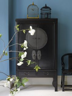 Orchid's stunning chinese wedding cabinet - WOW... LOVE!