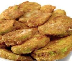 Zucchine fritte Le zucchine fritte sono tipiche della cucina pugliese e rappresentano un antipasto o un aperitivo stuzzicante ed appetitoso.
