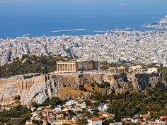 #10B The Acropolis of Athens, Greece | www.piclectica.com #piclectica