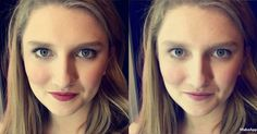 Man Develops App to Reveal What Women Look Like Without Makeup