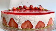 Foto: Marit Hegle Most Favorite, Pavlova, Gelatin, Prosecco, No Bake Cake, Oreo, Panna Cotta, Cheesecake, Pudding