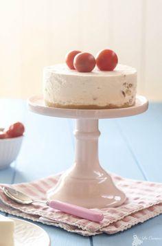cheese cake salado sin horno