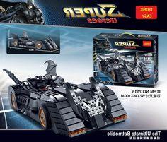 31.99$  Watch here - https://alitems.com/g/1e8d114494b01f4c715516525dc3e8/?i=5&ulp=https%3A%2F%2Fwww.aliexpress.com%2Fitem%2F1045-pcs-super-hero-Batman-batmobile-car-motor-block-model-building-bricks-toys-children-birthday-gift%2F32691490510.html - 1045+ pcs super hero Batman batmobile car motor block model building bricks toys children birthday gift Classical lepin set