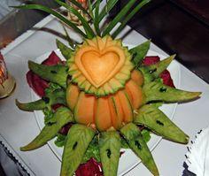 Food carving  | Food Carvings