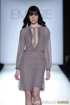 Empire by Alice Hajipanayi Fall Winter, Autumn, Athens, Empire, Dresses With Sleeves, Long Sleeve, Collection, Fashion, Moda