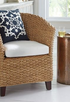 Seville Seagrass Chair.
