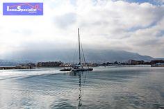 Denia desde el Puerto. Spain