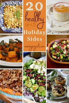 20 Healthy Holiday Sides