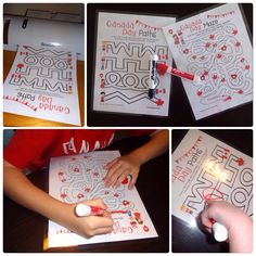 Canada day mazes! Happy Canada day!!!! Laminate and use dry erase markers :) tip -- use a Lysol wipe for easy cleaning.  www.toolstogrowot.com Lysol Wipes, Happy Canada Day, O Canada, Dry Erase Markers, Kid Stuff, Cleaning, Activities, Kids, Labyrinths
