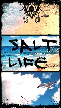 Salt Life wallpaper Beach Town, I Wallpaper, Salt, Florida, Spaces, Life, Beauty, Beautiful, The Florida