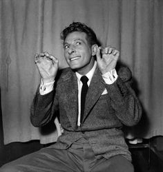 Danny Kaye being funny.- when wasn't he?