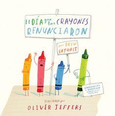 El día que los crayones renunciaron ¡Amo este cuento!