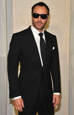 Fashion Designer Tom Ford attends his cocktail event in support of Project  Angel Food at Tom ef472cfd86e4