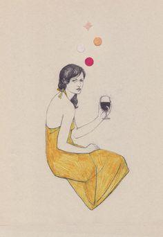 Featured Artists: Lauren Nassef - Doodlers Anonymous