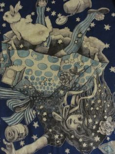 Yuko Higuchi (b1957 Tokyo, Japan) | ヒグチユウコのお絵かき&写真日記