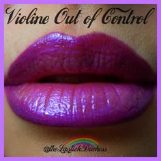 YSL 108 Violine Out of Control with Mac Heroine and Nightmoth lipliners. Mac Heroine, Purple Lipstick, Ysl, Make Up, Instagram Posts, Mua Makeup, Beauty, Random Stuff, Makeup