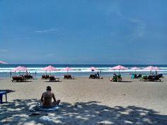 Seminyak Beach, Bali Des 2014