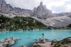 Lago Di Sorapiss, Italy