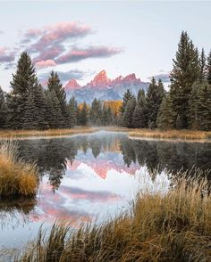 Photo by @ryanresatka at Grand Teton. Where is your favorite place to experience fall. #liveauthentic #livefolk #folk @folkmagazine