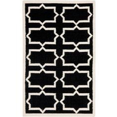 Safavieh Dhurrie Flatweave Moroccan Wool Area Rug, Beige
