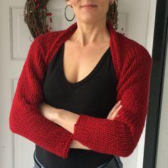 happy knitter