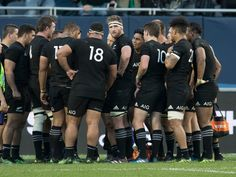 It will be tempting for the All Blacks to reach for clichés as they try to make sense of what happened at Soldier Field. - New Zealand Herald Soldier Field, All Blacks, Rugby Players, Make Sense, Ireland, Chicago, Shit Happens, Awesome, Easy
