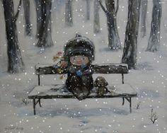 TuttoPerTutti: LA NEVE....La neve possiede questo segreto di ridare al cuore un alito di gioia infantile che gli anni gli hanno impietosamente strappato. Antonine Maillet