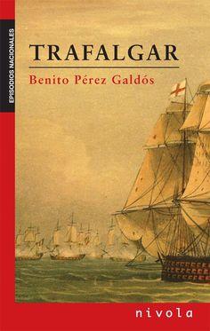 Trafalgar es la primera novela de la primera serie de los Episodios Nacionales de Benito Pérez Galdós. Narra la historia del joven gaditano Gabriel de Araceli, que a los 14 años se ve envuelto en la batalla de Trafalgar como criado de un viejo oficial de la Armada en la reserva. + info: http://es.wikipedia.org/wiki/Trafalgar_%28Episodio_nacional%29