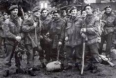 British Para's during Market Garden