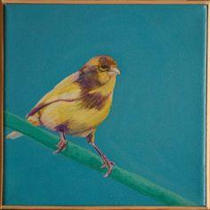 acrílico sobre lienzo, 20x20cm