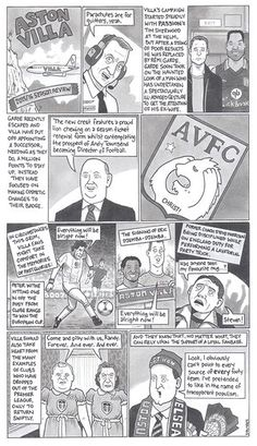 David Squires on … Aston Villa's miserable season Villa Park, Aston Villa, Satire, David, Football, Seasons, Sports, Soccer, Hs Sports