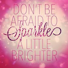 #SparkleLife