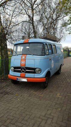 """Mercedes-Benz L 319 """"Gulf"""""""