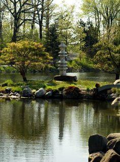 Japanese Gardens in Buffalo, #NewYork