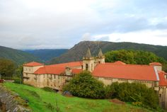 "Relax and reflect in ""Green Spain's"" Parador de Santo Estevo"