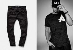 Amazing pants ! #G-Star x #Afrojack #whatdjswear #streetstyle #fashion #men