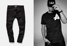 Amazing pants ! #G-Star x #Afrojack #whatdjswear #streetstyle #fashion #men