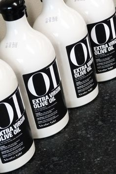 OIL olijfolie Nicolas Vahe | www.zinkenzo.nl