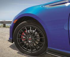 2015 Subaru BRZ Brings Detail Tweaks and STI Goodies Via Series.Blue Limited Edition 2 800x657 photo