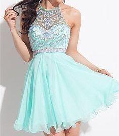 Shinny Homecoming Dresses,Sparkle Homecoming Dress, Beaded Homecoming Dress,Juniors Homecoming Dress,Cheap Homecoming Dress ,Backless Prom Dress