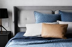 Christopher Elliot Design #melbourne #australia #bedroomdesign #bedroom #headboard