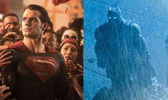 Batman V. Superman Began As A Man Of Steel Easter Egg Idea