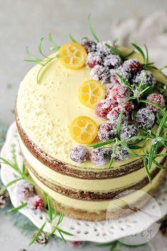 Impreza, Bon Appetit, Camembert Cheese, Panna Cotta, Mango, Food And Drink, Birthday Cake, Cooking Recipes, Baking