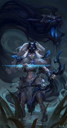 Kindred League of Legends: